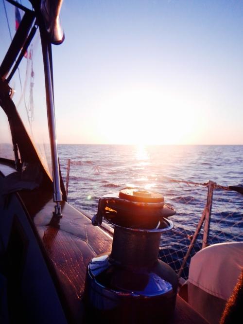 Wright Away Sails Away